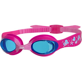 Zoggs Little Twist Goggle Children pink/blue